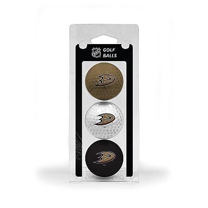 9c3aeee7633 Amazon.com   Team Golf NHL Anaheim Ducks Regulation Size Golf Balls ...