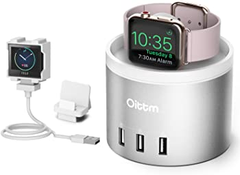 Oittm Apple Watch Series 4 Stand Charging Stand