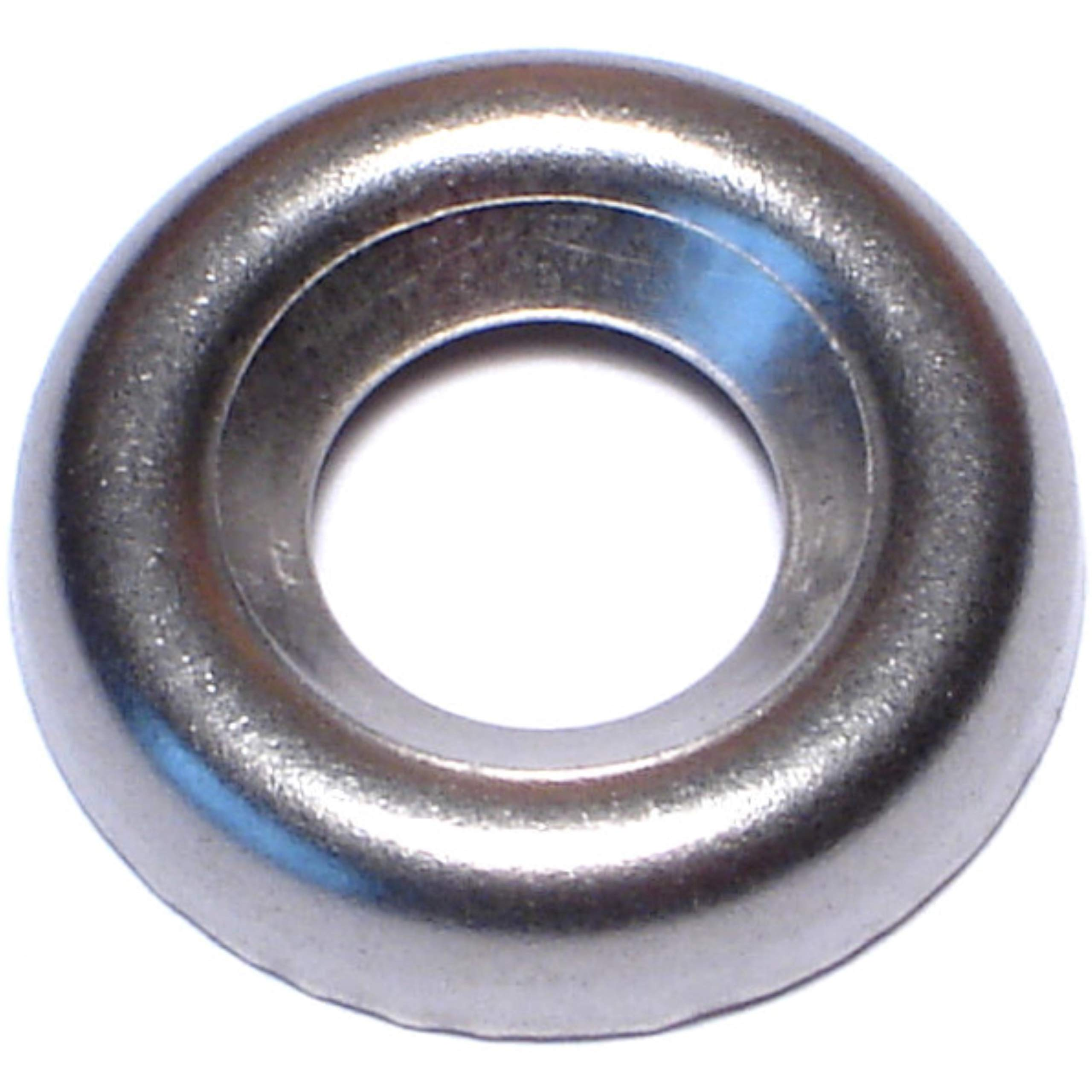 Hard-to-Find Fastener 014973181628 Finishing Washers, 14, Piece-100