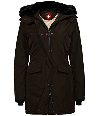 Wellensteyn winterjacke damen test