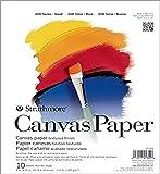 Strathmore 200 Canvas Paper Pad, 9 x 12