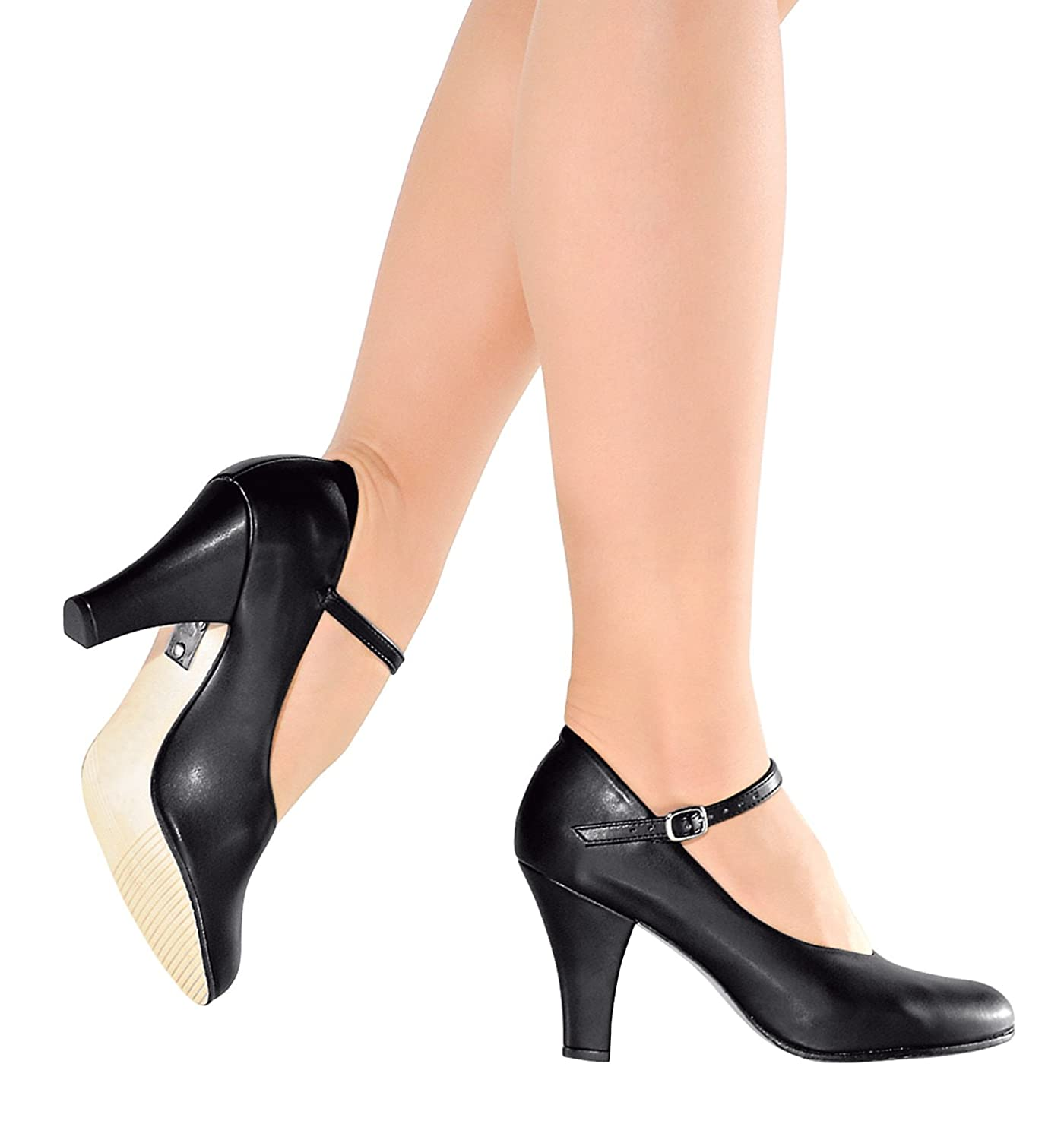 Swing Dance Shoes- Vintage, Lindy Hop, Tap, Ballroom Adult 3 Character ShoesCH53 $59.95 AT vintagedancer.com