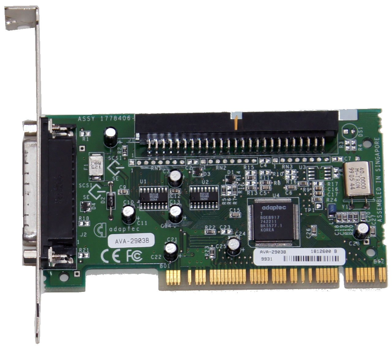 AIC-7850 PCI SCSI CONTROLLER DRIVER FOR WINDOWS 8