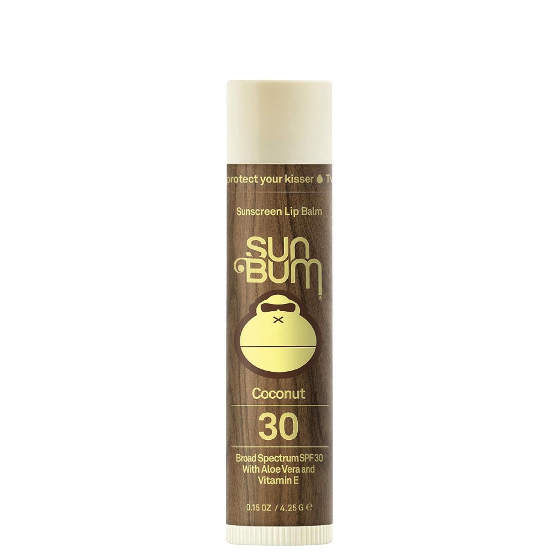 Sun Bum SPF 30 Lip Balm, Mango, 0.15-Ounce 20-46026