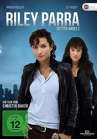 RILEY PARRA: BETTER ANGELS (OmU) [DVD] [2019]