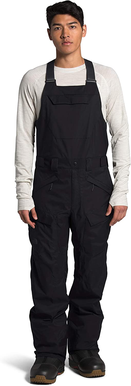 The North Face Men's Freedom Waterproof Bib Snow Suit: Clothing