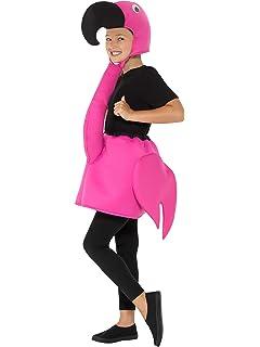 Smiffys - Disfraz flamenco rosa para adulto Talla única ...
