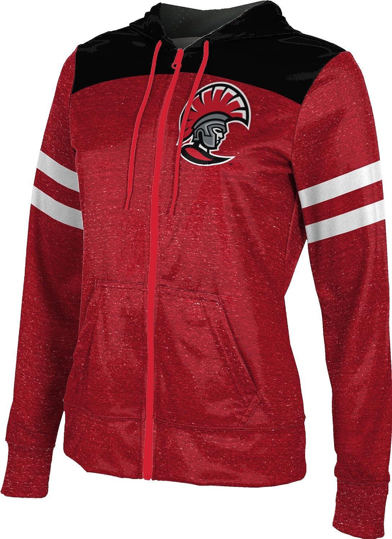 University of Tampa Girls Zipper Hoodie Game Time School Spirit Sweatshirt
