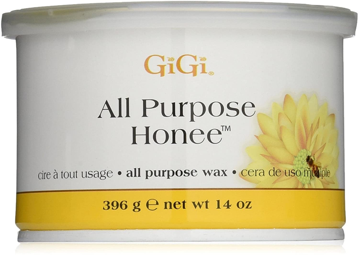 GiGi All Purpose Wax - Honee 415 ml (Pack of 4)