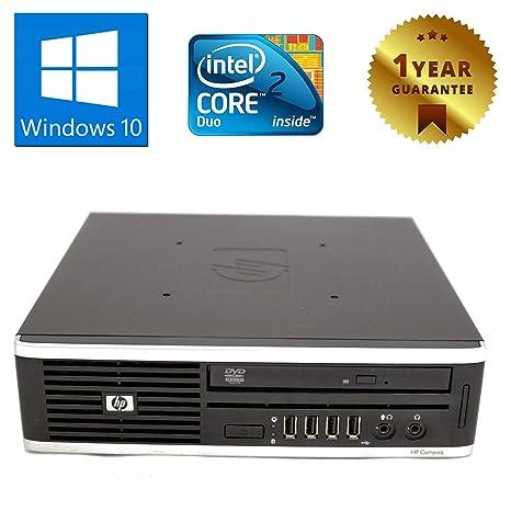 PC Mini Ordenador Fijo con Windows 10 Pro, HP Elite 8000 ...
