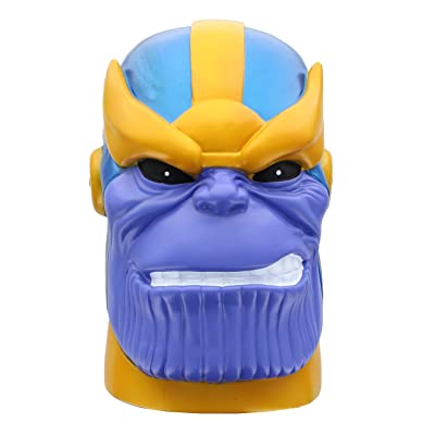Monogram Marvel Heroes: Thanos Head Bank: Toys & Games