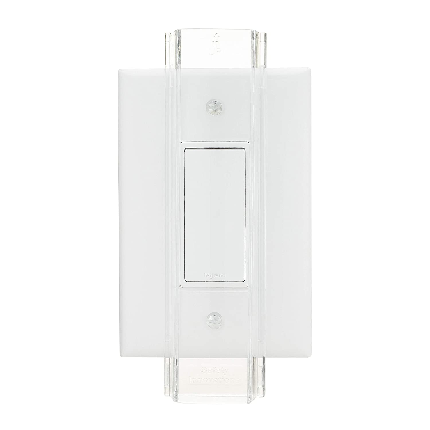 Toggle 2-Pack Child Proof Light Switch Guard Standard