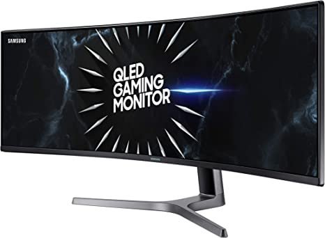 Amazon.com: Samsung 49-Inch CRG9 Curved Gaming Monitor ...