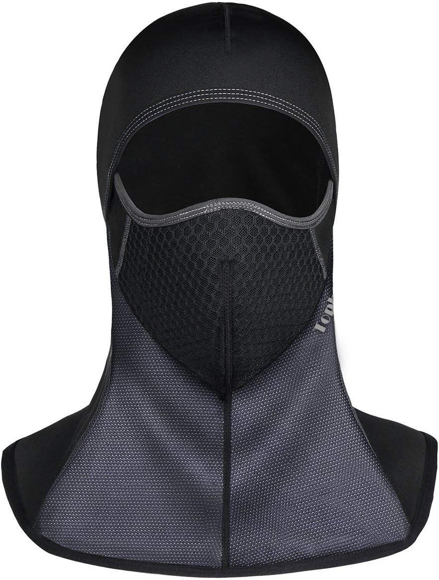 Tophie Máscara de Invierno A Prueba de Viento Anticongelante Protección Facial Mantener Caliente Equipo para Deportivo Al Aire Libre Máscaras Hombres y Mujeres
