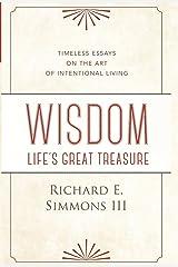 Wisdom: Life's Great Treasure