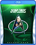 Star Trek: The Next Generation - Season 4 [Blu-ray] [1990] [Region Free]