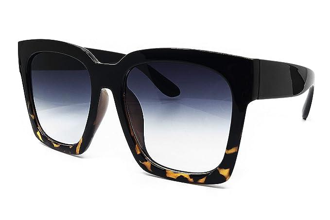 90478236071 O2 Eyewear 7151 Premium Oversize XXL Women Men Mirror Fashion Sunglasses  (Oversized