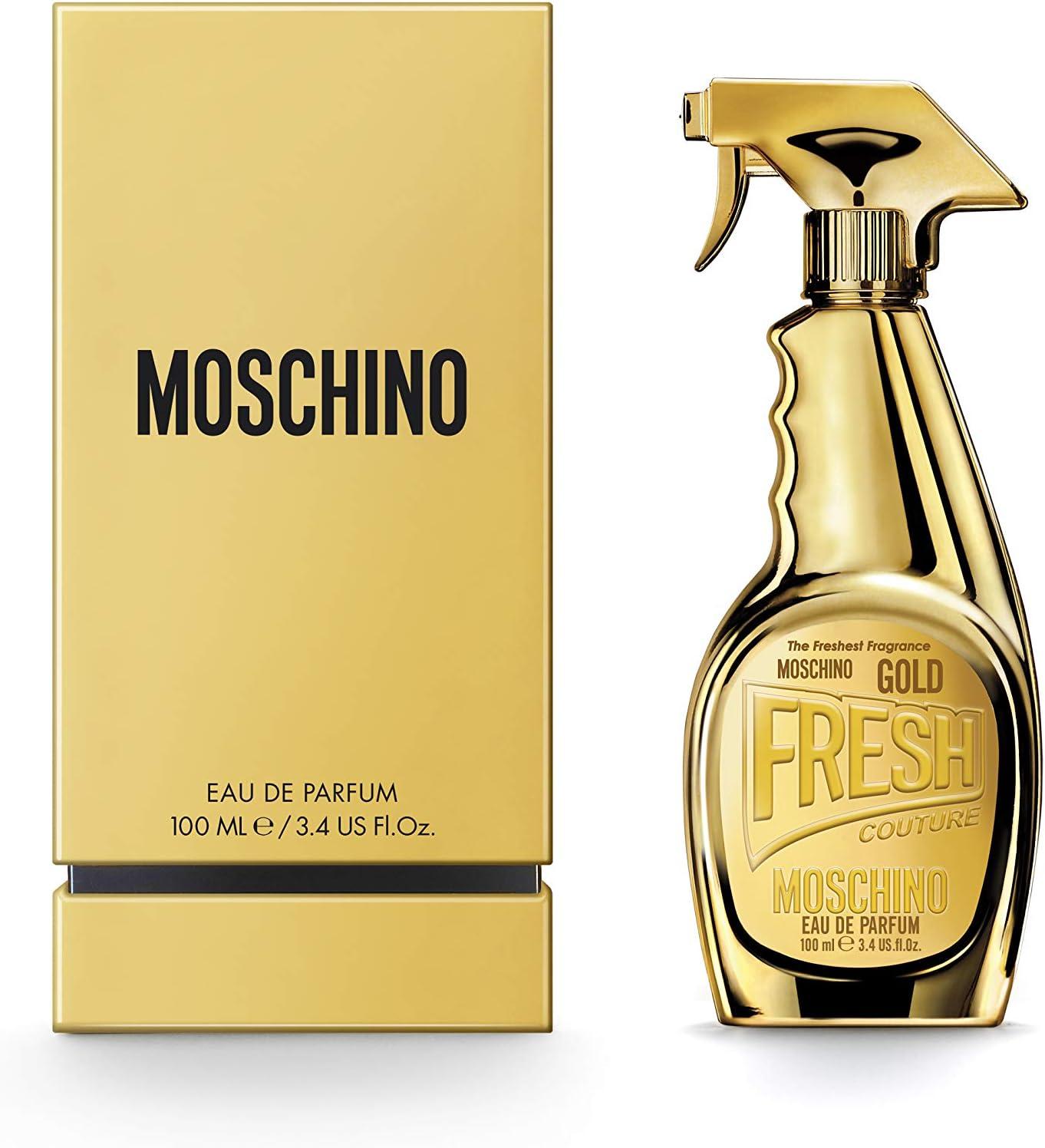moschino nuevo perfume