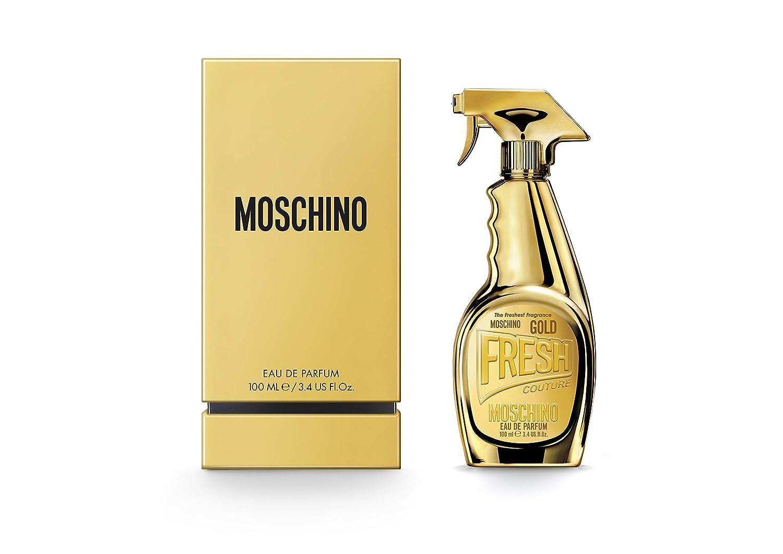 Moschino Moschino Gold Fresh Couture For Women Eau De Toilette Spray 34 Ounce