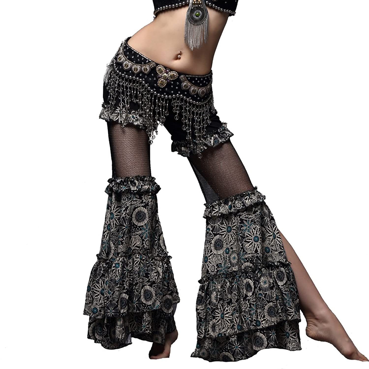 UPRIVER GALLERY Printing Bell bottom Costume Image 1