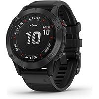 Deals on Garmin 010-02158-01 Fenix 6 Pro Premium Multisport GPS Watch