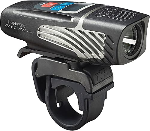 NiteRider Lumina 1100 OLED Boost USB Rechargeable MTB Road Commuter LED