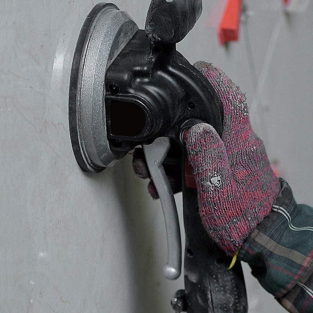 m/áquina de azulejos Azulejo de azulejos de 12 V con agarre antideslizante Ideal para constructores de azulejos Capas de ladrillo Size : 1xlithium battery m/áquina vibratoria