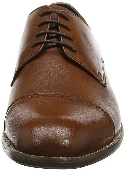 Bertie Paradox Zapatos de Cordones Derby para Hombre Co63Nl2kT ... 383868ae0d4eb