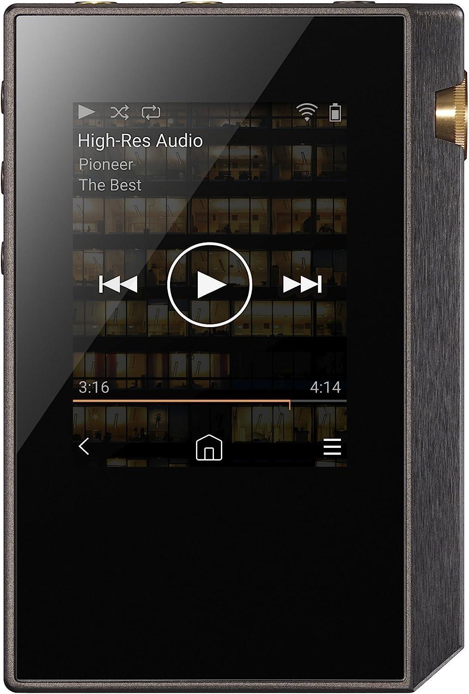 Pioneer Hi-Res Digital Audio Player, Black XDP-30R(B)