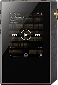 Pioneer Hi-Res Digital Audio Player, Black XDP-30R(B)