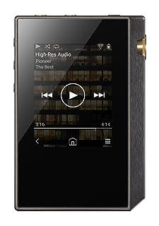 Pioneer デジタルオーディオプレーヤー private ハイレゾ対応/Twin DAC/2.5mm4極バランス端子採用/最大ストレージ:416GB/Wi-Fi・Bluetooth対応 ブラック XDP-30R(B)