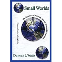 Small Worlds: The Dynamics of Networks Between Order and Randomness (Princeton Studies in Complexity, Band 9)