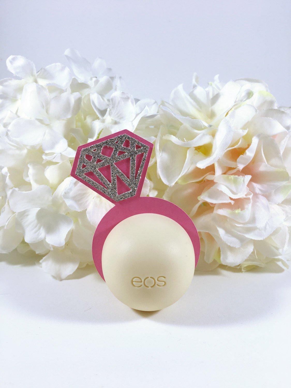 Amazon.com: eos Lip Balm Holders - Bridal Shower Favor - eos Bridal ...