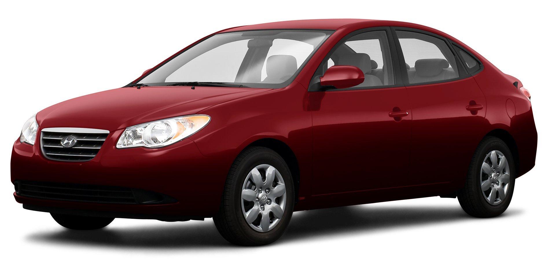 2009 Hyundai Elantra GLS, 4-Door Sedan Automatic Transmission ...