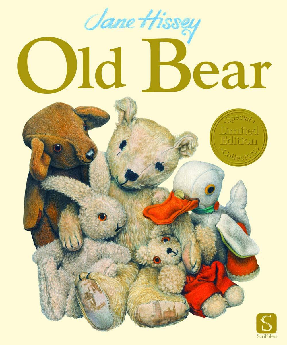 Old Bear: Amazon.co.uk: Jane Hissey, Jane Hissey, Jane Hissey:  9781908759993: Books
