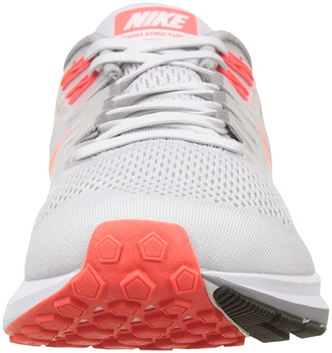 1844ce9849da Nike Men's Air Zoom Structure 21 Running Shoes: Amazon.co.uk: Shoes & Bags