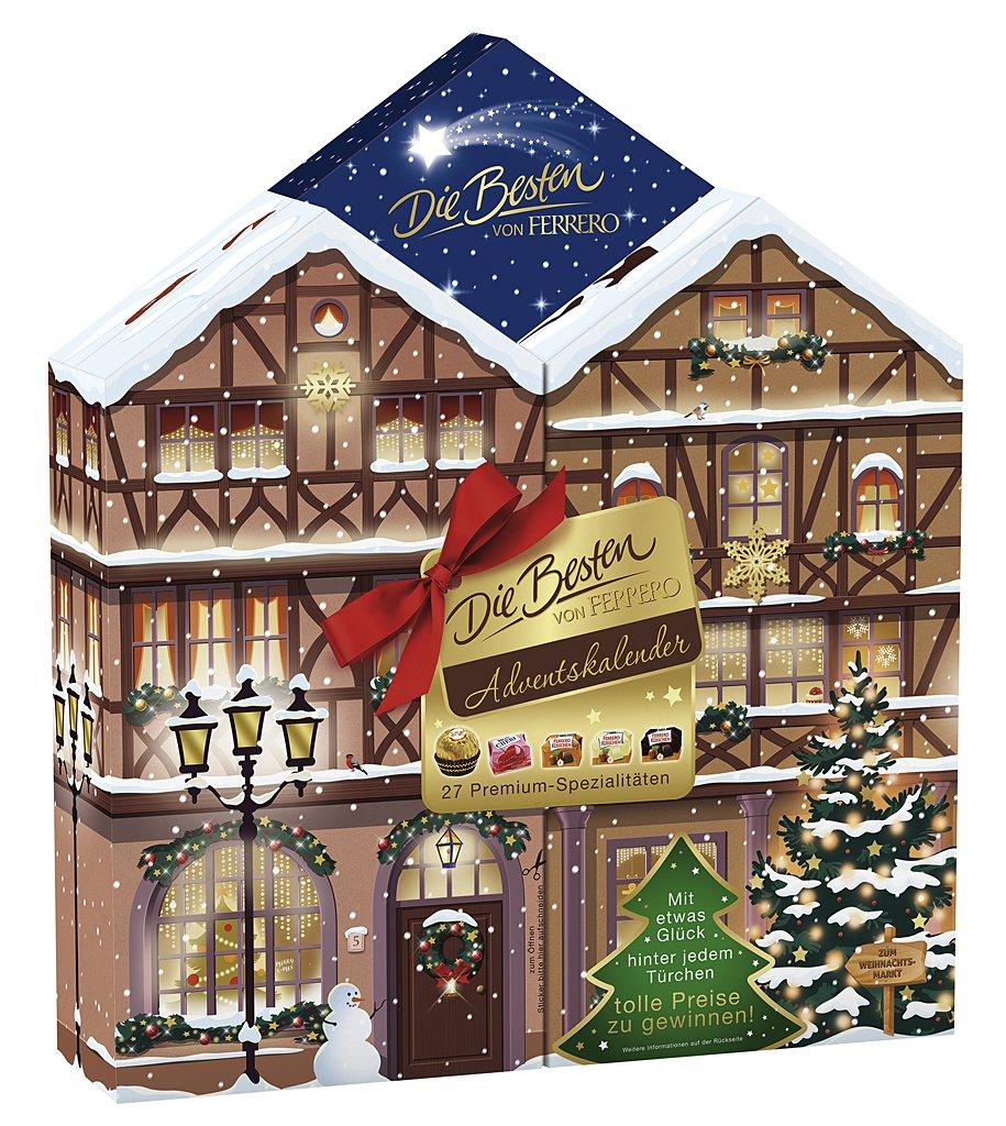 The best of Ferrero Advent calendar /…