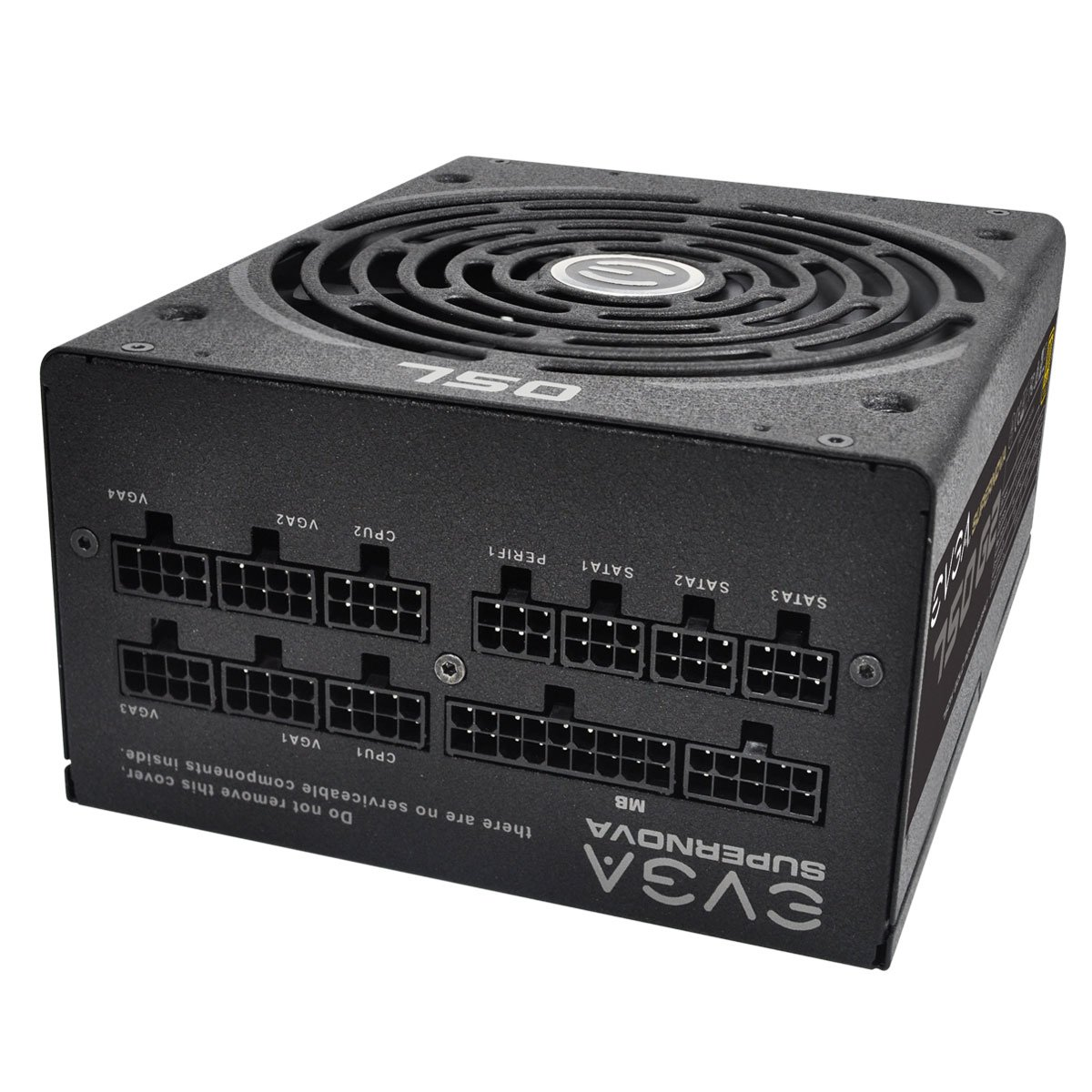 EVGA SuperNOVA 750 G2, 80+ GOLD 750W, Fully Modular, EVGA ECO Mode, 10 Year Warranty, Includes FREE Power On Self Tester Power Supply 220-G2-0750-XR by EVGA (Image #2)