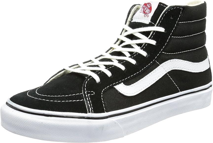 Vans Unisex SK-8 Hi Slim Skate Shoe