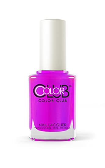 Amazon.com : Color Club Nail Lacquer, Right On, 0.5 Ounce : Beauty