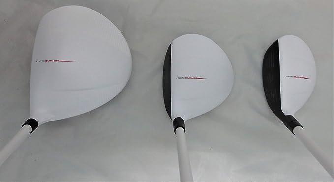 Amazon.com: Mens Taylor Made Set Completo de Golf conductor ...