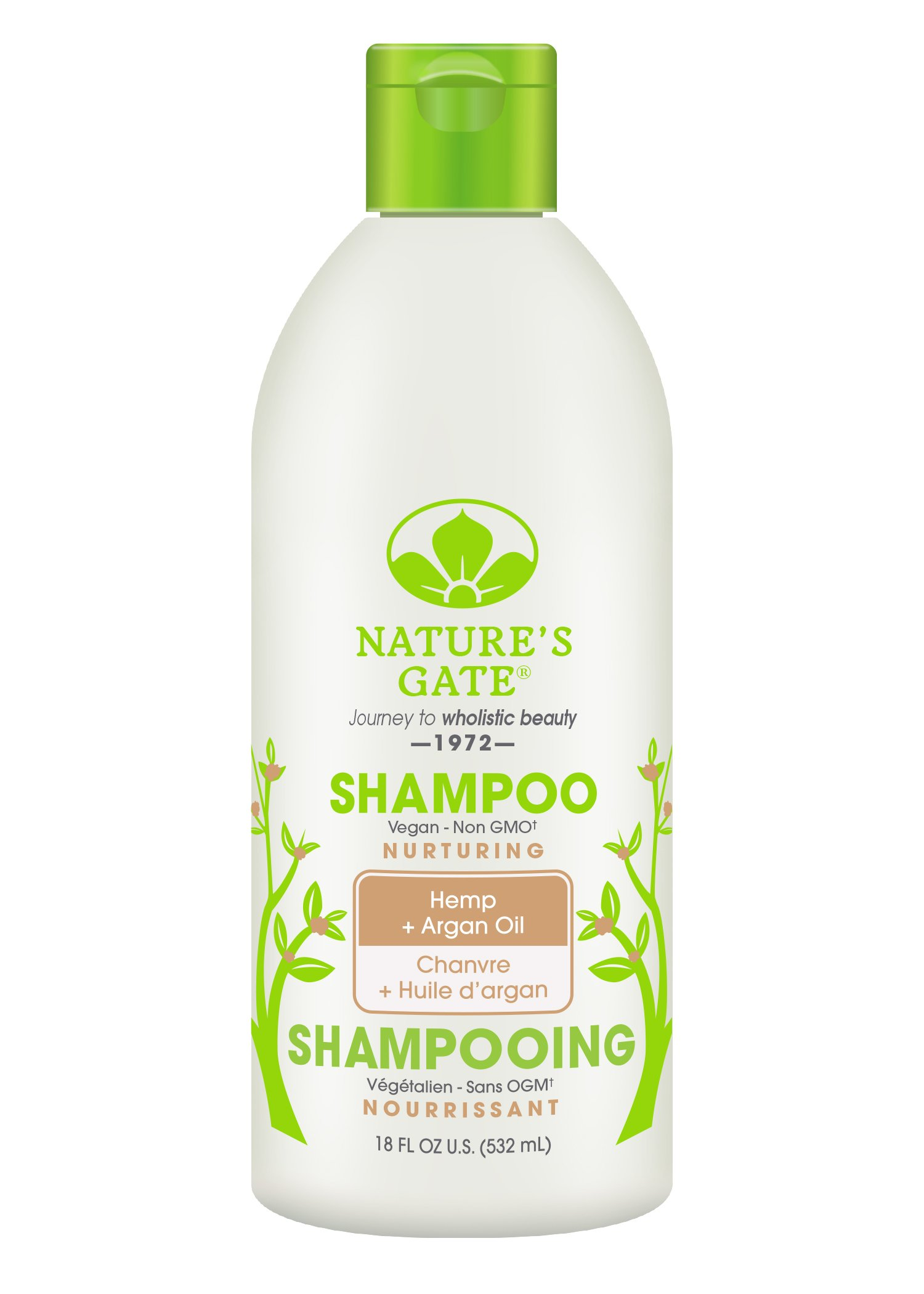 Amazon.com : Nature's Gate Hemp Conditioner for Dry or