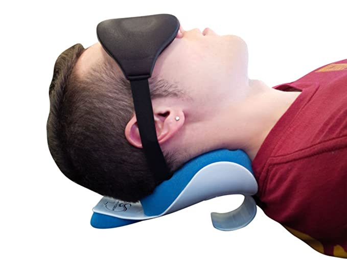 Careful Cervical Massager Traction Neck Hammock Bone Massage Muscle Relaxation Cervical Acupuncture Points Pillow Health Care Beauty & Health