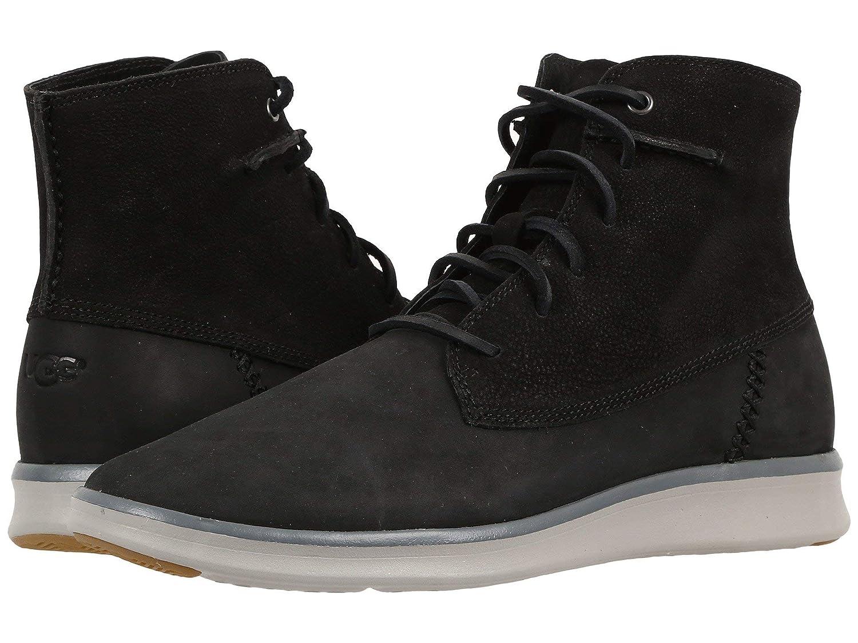 適切な価格 [アグ] メンズレースアップシューズスニーカー靴 Lamont [並行輸入品] B07N8F29GV ブラック 28.0 28.0 cm B07N8F29GV D Lamont 28.0 cm D ブラック, テルショップジャパン:2a41d003 --- a0267596.xsph.ru