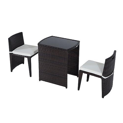 Muebles de balcon for Amazon muebles terraza