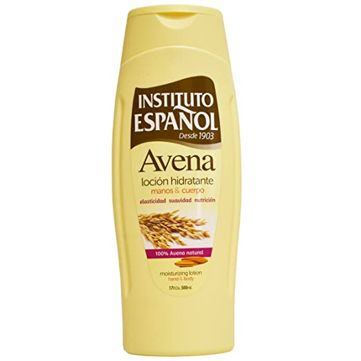 Amazon.com : Avena Moisturizing Milk Hand & Body Lotion 17 oz (Pack of 12) : Beauty