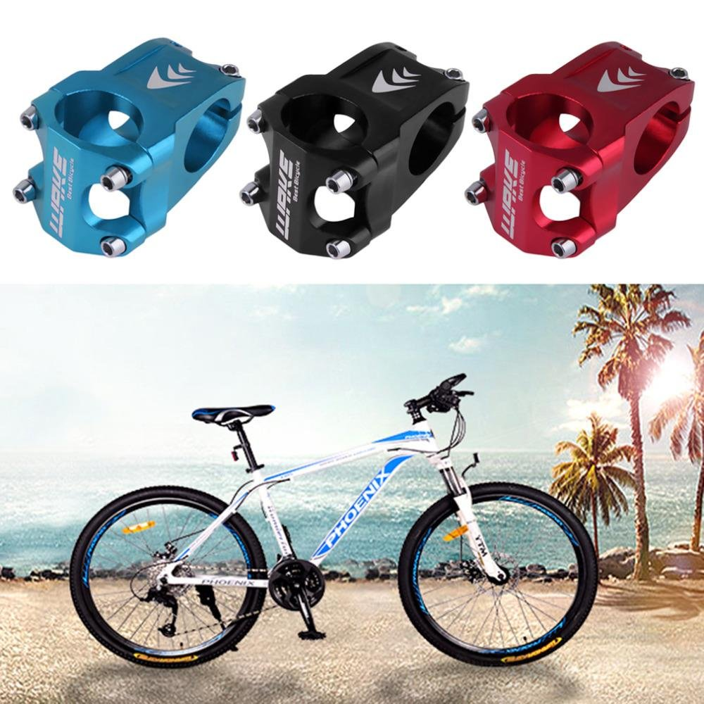 Aluminum Alloy Bicycle Handlebar Stem MTB Road Bike Stem Mountain Bike Parts