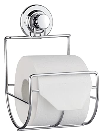 Freistehender Toilettenpapierhalter