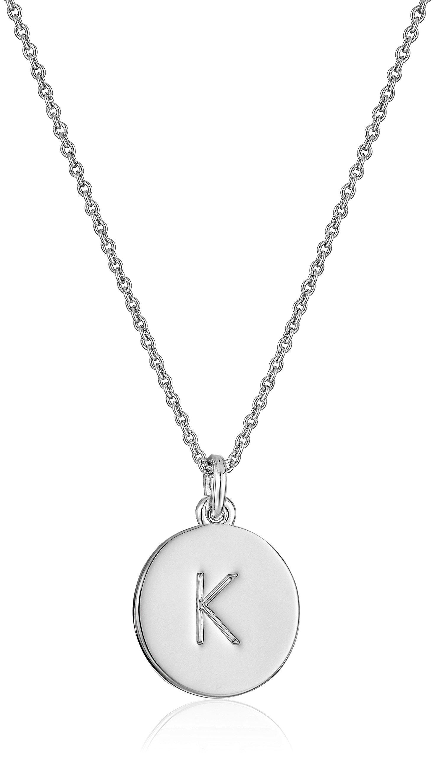 Kate Spade New York  ''K Pendant Necklace, 17'' + 3.5'' Extender
