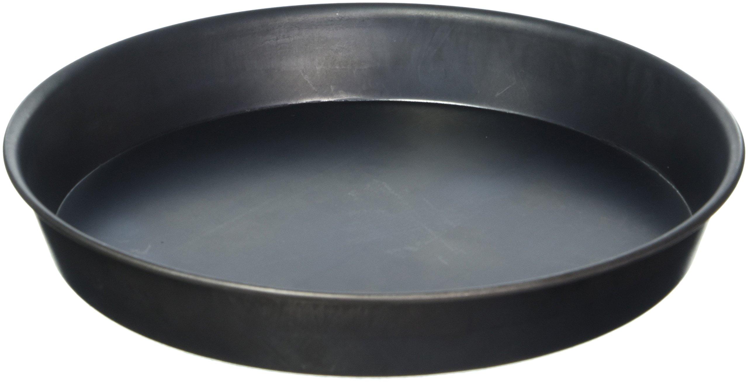 Ottinetti Blue Steel Deep Round Baking Pan, 26cm/10.2'', Gray